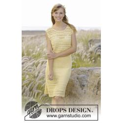 Mimosa by DROPS Design S-XXXL DROPS BABYALPACA SILK