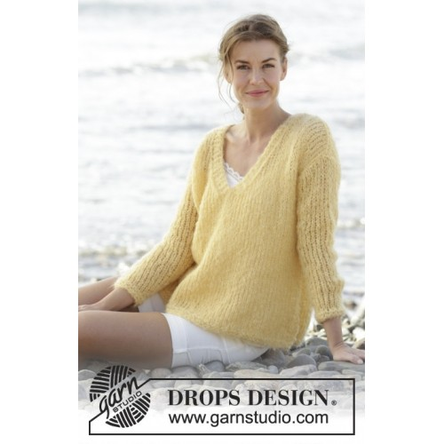 Summer Melody by DROPS Design S-XXXL DROPS MELODY