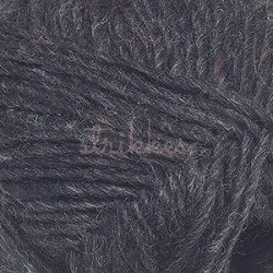 Léttlopi 0005 sortgrå