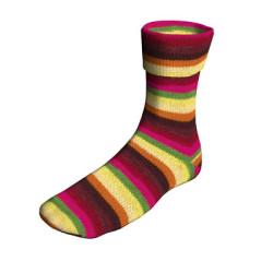 Lang Yarns Super soxx colour, farve 37, 100g