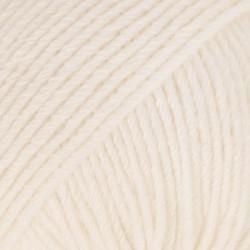Drops Cotton Merino UNI farve 28 pudder
