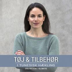 Tøj & tilbehør i tunesisk hækling (hakning)