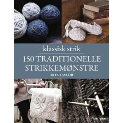 Klassisk strik - Rita Taylor bog