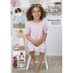 Viking katalog 1610 - kjoler til pige og dukker