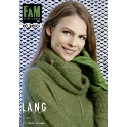 Lang yarns opskrift magasin 224. 62 strikkeopskrifter til herre og damer.