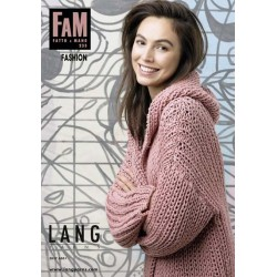 Lang yarns opskrift magasin 233. 20 strikkeopskrifter til damer.