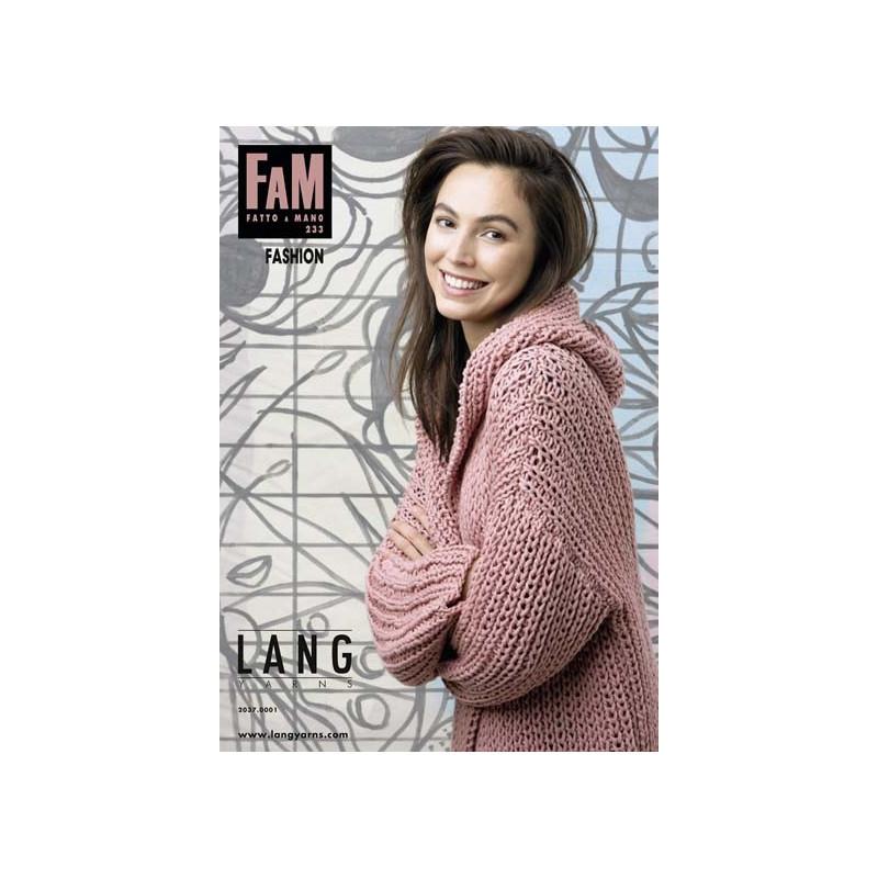 13767d7f53c Lang yarns opskrift magasin 233. 20 strikkeopskrifter til damer.