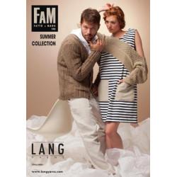 Lang yarns opskrift magasin 198. 31 strikkeopskrifter til herre og damer.