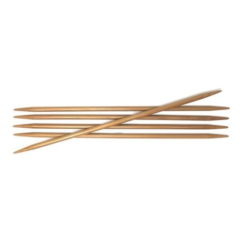 Pony strømpepind i bambus 15 cm, 4,5mm