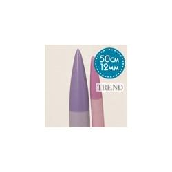 Rundpind plastik 50 cm, 12 mm, drops trend