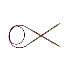 Knitpro symfonie rundpind, 40cm, 4 mm