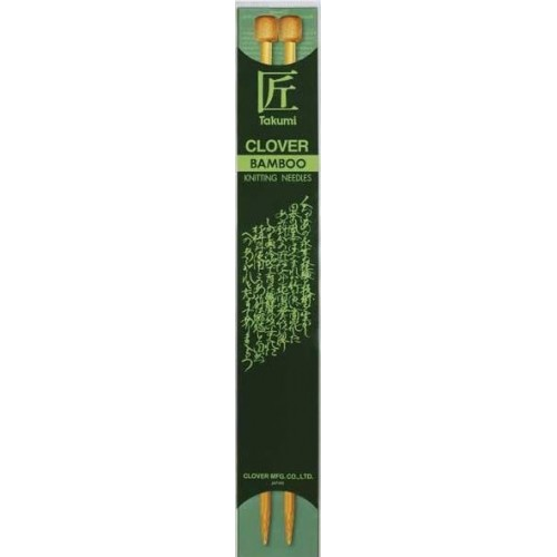 Clover Takumi jumperpinde bambus 23 cm
