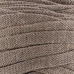 Stofgarn RibbonXL Earth Taupe/ gråbrun, UNI 48, 250g