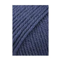 Lang Yarns Thema Nuova, jeans blå