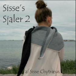 Sisse´s sjaler 2, 11 opskrifter af Sisse Chytræus