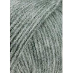 Lang Yarns Nova, farve mellem grå, 25g