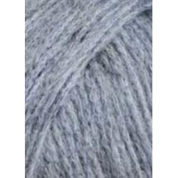 Lang Yarns Nova, farve mørk grå, 25g
