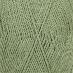 Drops Flora UNI 15 grøn