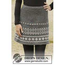 Diamond Twist by DROPS Design S-XXXL DROPS LIMA