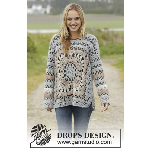 446981beaf7e Harvest Love by DROPS Design S-XXXL DROPS NEPAL