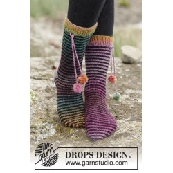 Tivoli by DROPS Design 35-43 DROPS DELIGHT/DROPS FABEL