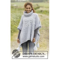 Alanna by DROPS Design S-XXXL DROPS AIR