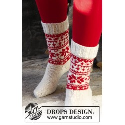 Cheerful Steps by DROPS Design 32-43 DROPS KARISMA