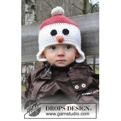 Carrot Nose by DROPS Design 6-10 år DROPS NEPAL