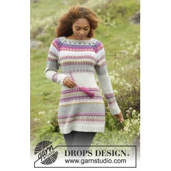 Highland Heather by DROPS Design S-XXXL DROPS KARISMA