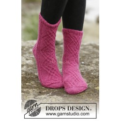 Isolde by DROPS Design 35-43 DROPS FABEL