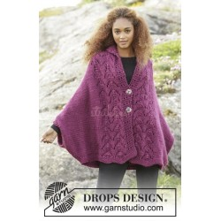 Swing Along by DROPS Design S-XXXL DROPS ESKIMO