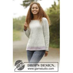 Lilla Camilla by DROPS Design S-XXXL DROPS AIR