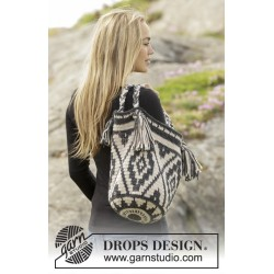 Santa Fe by DROPS Design One-size DROPS NEPAL