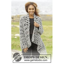 Stony Ridge by DROPS Design S-XXXL DROPS CLOUD