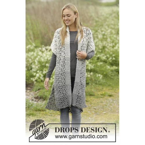 Winter Skies by DROPS Design S-XXXL DROPS ALPACA