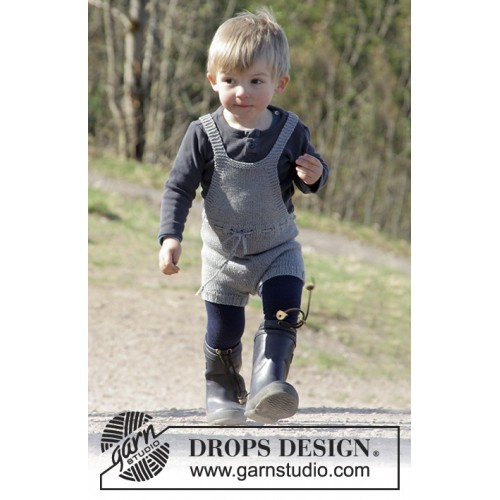 The Little Lumberjack by DROPS Design 1-24 mdr DROPS COTTON MERINO