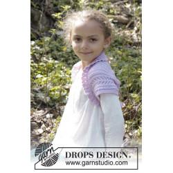 Leelanee by DROPS Design 3 år-12 år DROPS BABY MERINO