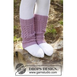 Raspberry Cream by DROPS Design One-size DROPS BABY MERINO