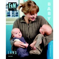 Lang yarns opskrift magasin 221. 38 strikkeopskrifter til babyer