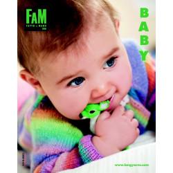 Lang yarns opskrift magasin 206. 44 strikkeopskrifter til babyer