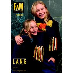 Lang yarns opskrift magasin 208. 43 strikkeopskrifter til Teenies