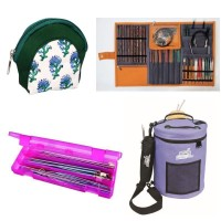 Opbevaring, tasker, bokse og penalhuse