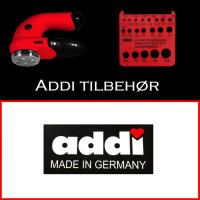 Addi wire og Addi tilbehør