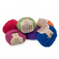 M&K Eco Baby Ull Color