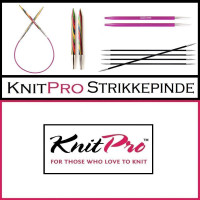 KnitPro strikkepinde